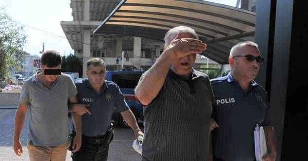 Alanya'da dolandırıcılıktan yakalanan kayınpederle damat hakkında karar