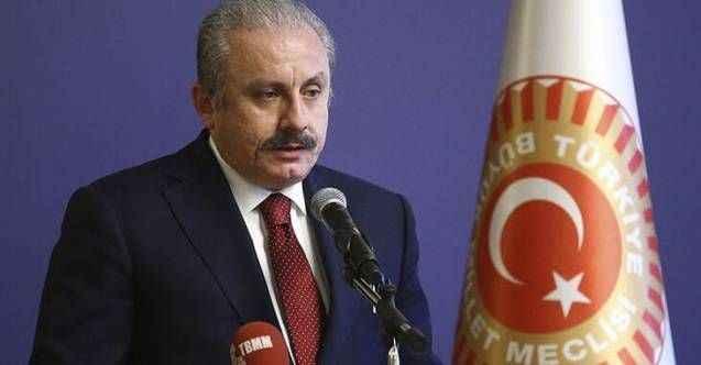TBMM Başkanı Şentop: Türkiye'yi yücelteceğiz, büyüteceğiz ve geleceğini parlak kılacağız