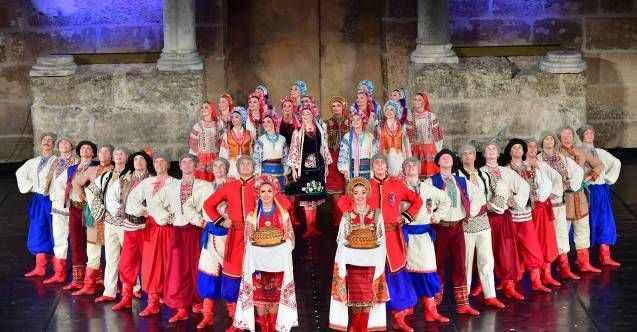 26. Uluslararası Aspendos Opera ve Bale Festivali devam ediyor