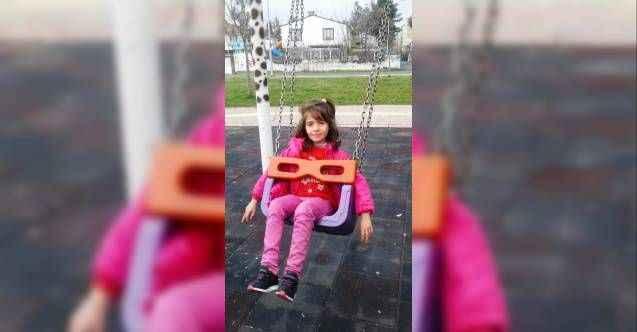 9 yaşındaki Melike nakille hayata tutundu