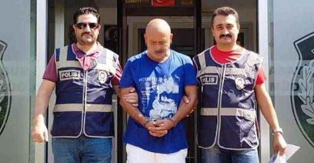 Altın çocuk 16 yıl sonra Manavgat'ta yakalandı!