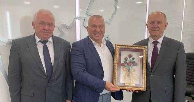 Başkan Şahin, Belarus temaslarına devam ediyor