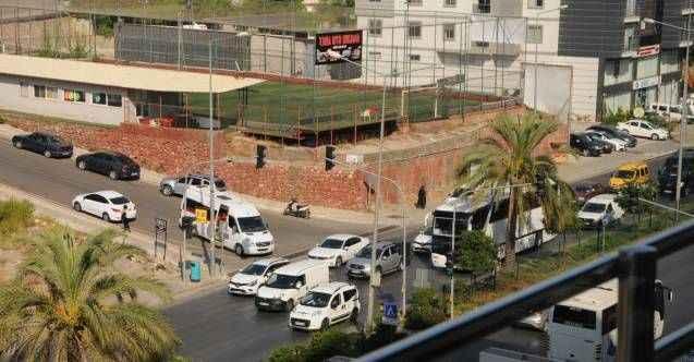 Alanya Çevreyolu'nda trafik felç! Öneri: Üstgeçit taşınmalı
