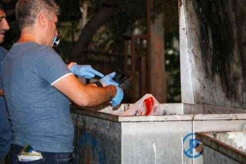 Antalya'da tartıştığı kardeşinin evini pompalı tüfekle bastı