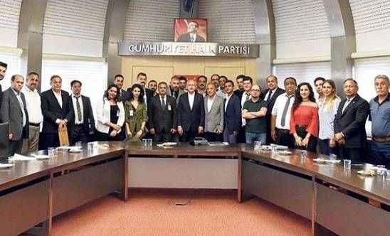 CHP lideri gübreciyi affetti: Özrünüzü kabul ediyorum
