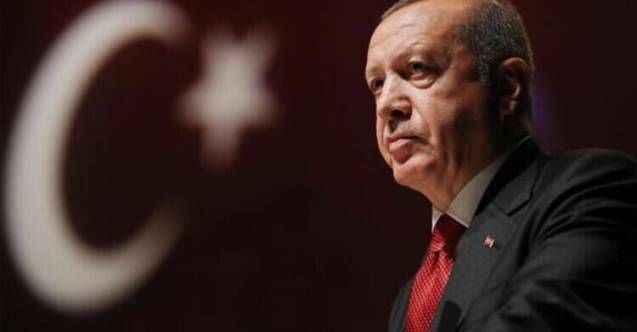 Cumhurbaşkanı Erdoğan'dan şehit yakınlarına başsağlığı