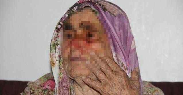 80 yaşındaki kadına tecavüz etmeye kalkan sapık, başarılı olamayınca...