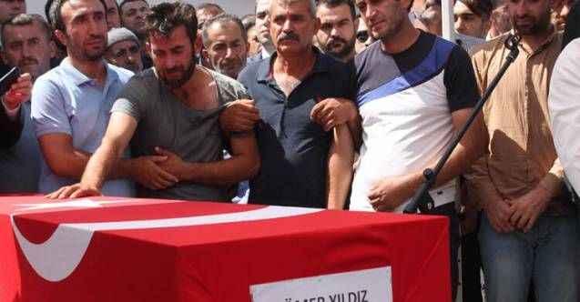 Diyarbakır şehitleri son yolculuğuna uğurlandı