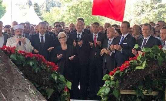 Adnan Menderes, idam edilişinin 58'inci yıl dönümünde anıldı