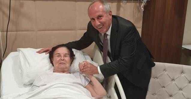 Muharrem İnce'den Fatma Girik'e ziyaret!