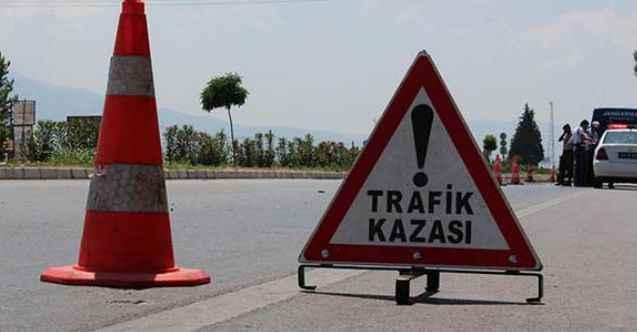 Alanya'da yine motosiklet kazası