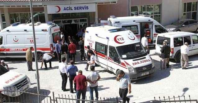 Ortaokul öğrencilerini taşıyan servisten acı haber geldi
