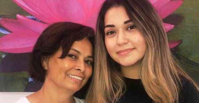 Antalya'da annesine can verdi