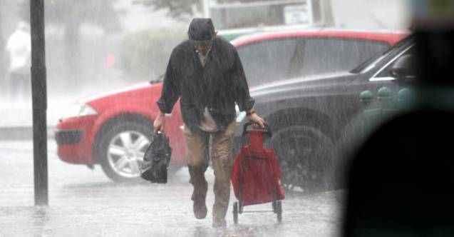 Meteoroloji'den 22 ile yağış uyarısı: Şiddetli olabilir