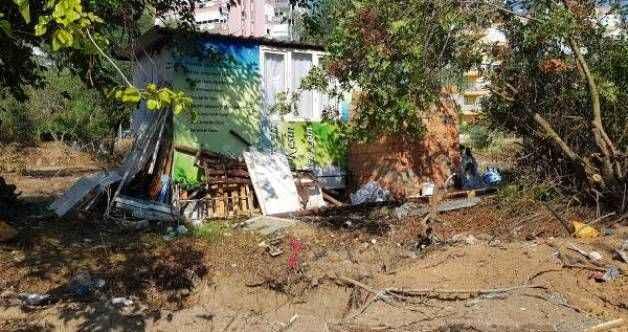 Antalya'da bu barakalar 'yapı kayıt belgeli'