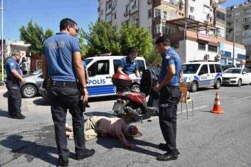 Antalya'da bıçakla otomobil ve motosiklet gaspına indirimsiz 20 yıl hapis