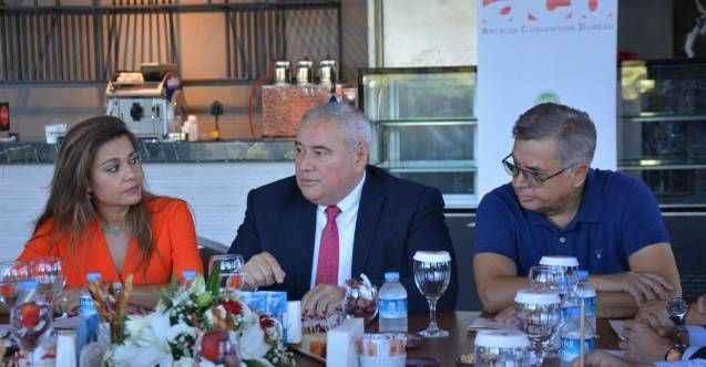 Antalya Kongre Bürosu Yönetim Kurulu toplantısı düzenlendi
