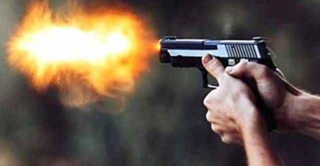 Alanya'nın kalbi Cuma pazarında silahlar konuştu