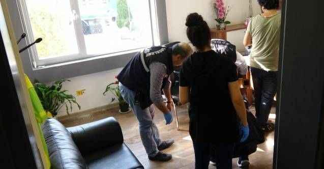 Belediye binasında silahlı kavga: 2 gözaltı