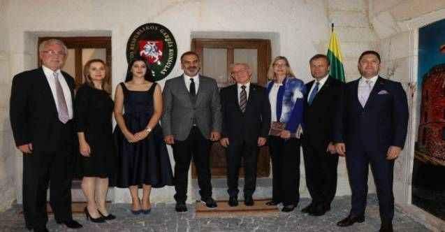 Kapadokya Litvanya Fahri Konsolosluğu açıldı