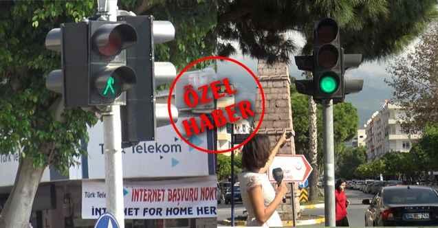 Alanya'da ölüme 'Yeşil' ışık: Yayalara dikkat!