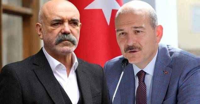 """Soylu'nun """"Lanet dizi"""" yorumuna Çukur'un eski başrolünden Antalya'da sert tepki"""
