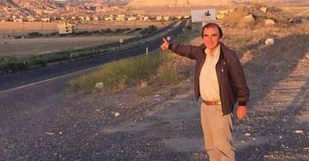 Antalya'da iki aracın çarpıştığı kazada kaldırımda yürürken hayatını kaybetti