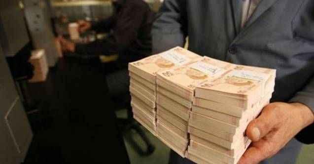 Hazine 2.3 milyar TL borçlandı