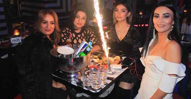 Bu parti kadınlara özel