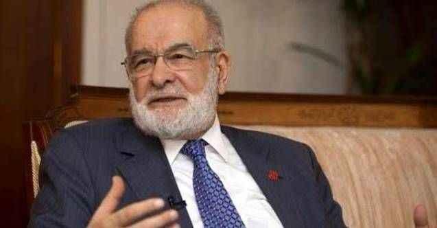 Karamollaoğlu'dan, Nazlı Ilıcak ve Ahmet Altan'ın tahliyesine ilk yorum