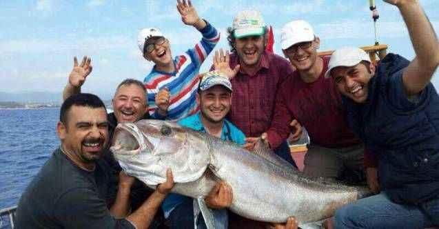 Alanya'da olta balıkçıları yarışacak