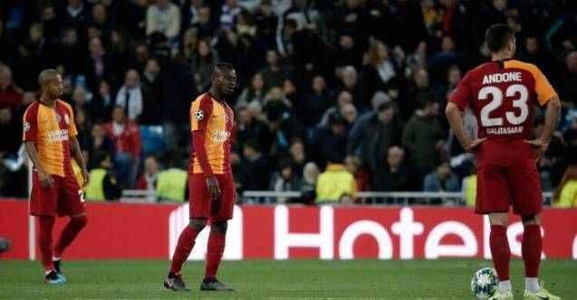 İspanya'da kabus gecesi: Real Madrid 6 - 0 Galatasaray