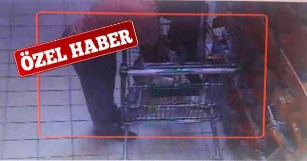 Alanya'da şok! İranlı kadın turist hırsızlık yaparken yakalandı