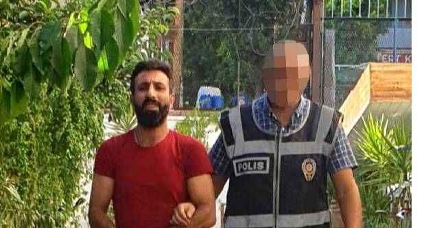 Cinayetten hükümlü cezaevi firarisi, sahte kimlikle Manavgat'ta yakalandı