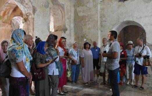 Aziz Nicolaos Anıt Müzesi'ne rekor ziyaretçi