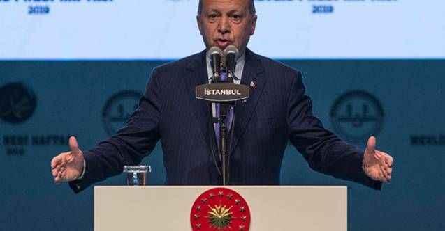 Cumhurbaşkanı Erdoğan: Günümüzün haçlıları olan Neo-Naziler Müslümanlara hayatı dar ediyor