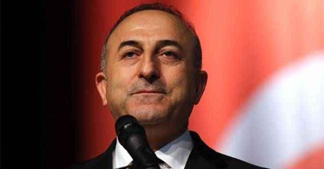 Bakan Çavuşoğlu Antalya'da konuştu! 'Terör devleti kurmak isteyenlerin oyununu başlarına devirdik'