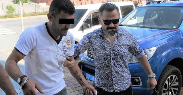 Alanya'da kasten adam öldürme suçundan aranan kişi yakalandı