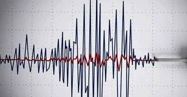 Alanya'da 3.1büyüklüğünde deprem