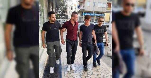 Antalya'da, 'Annemizi arayacağız' diye aldıkları telefonu çaldılar
