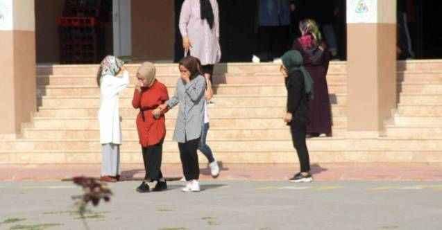 Lisede kahreden ölüm! 15 yaşındaki Zehra kurtarılamadı