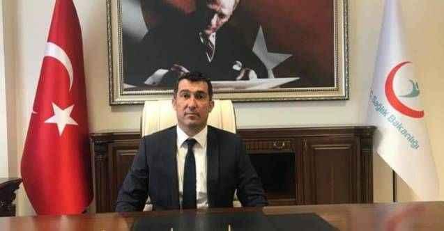 Gazipaşa'da eski başkan Çelik başhekim olarak mesaiye başladı