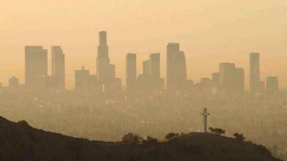 Korkutan hava kirliliği uyarısı
