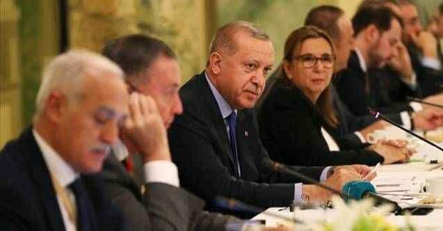 """Erdoğan'ın """"O iş bitti"""" dediği şirket, Yuvarlak Masa'da yer aldı"""