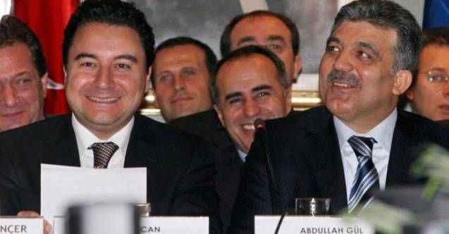 Babacan'ın partisiyle ilgili kulisleri sarsacak Abdullah Gül iddiası!