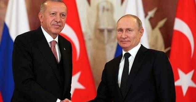 Putin duyurdu: Fiili müdahale için Erdoğan'la anlaştık