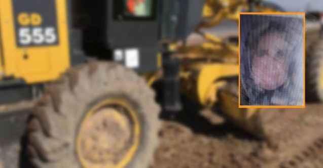 Alanya'da feci kaza: Yaşlı kadın iş makinesinin altında kaldı