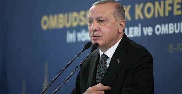 Erdoğan, bu ifadeyi ilk kez kullandı: Bizim önümüze de getirdiler