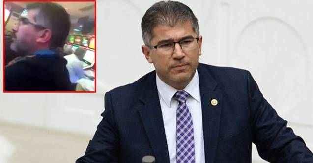 AK Partili eski ismin kumarhanedeki görüntüsü TT oldu