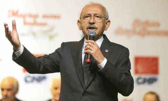 Kılıçdaroğlu: 'Bay Kemal' olmak kolay değildir